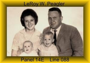 Peagler W