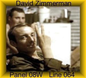 Zimmerman D W