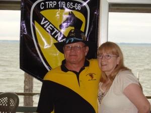Pat and Carol Bieneman 68-69