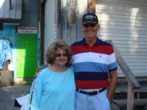 Tom and Karen Betts 66-67