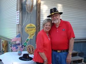 Gordon and Susan Jones 66-67