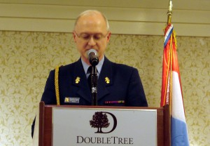 BG Mike Delobel, Military, Defense, Naval and Air Attache for Belgium