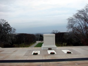 Battle of the Bulge Wreath laid at the Tomb of the Unknown Soldier