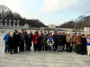 Veterans of the  Battle of the Bulge.