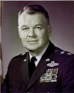 MG Jim Kirkendall as he retired.