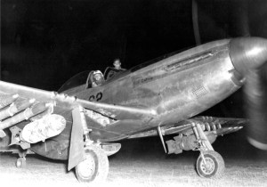 Jim In His P-40