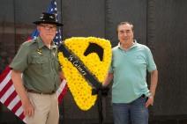 Chuck Knowlen and Armond Salazar