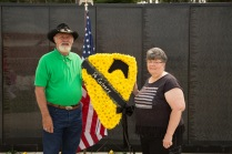 Larry and Jeanie Oestringer