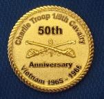 50th Anniversary Souvenir Coin front