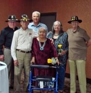 Billy M. Knight GSFM's. Ruth Knight Brenner,Judy Knight Brenner Donaldson and Billy Brenner.