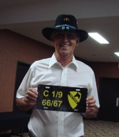 Tommy Betts was the winner of the Door Prize for the 1966 Troopers.
