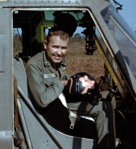 Lt Franklin J. Hiner, 1965-66 with Charlie Troop 1/9 Cavalry. As Cpt Frank Hiner, he became a KIA on June 25, 1968 while serving with 240 AHC.