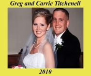 Carrie and Greg Titchenell