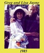 Greg and Lisa