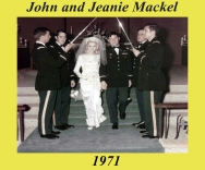 John and Jeanie Mackel