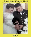 John and Pattye Yorke