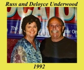 Russ and Deloyce Underwood.