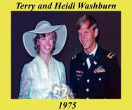 Terry and Heidi Washburn